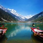 جھیل سیف الملوک Lake Saif-ul-Malook