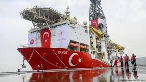 ترکی یونان کی سمندری حدود میں گیس کے ذخائرکی تلاش بند کرے : فرانس