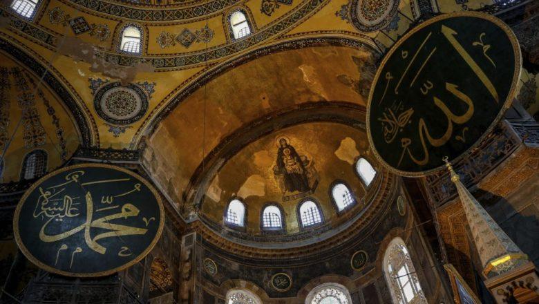 ترکی میں مذہبی اقلیتی آبادی کے لیے عبادت گاہیں مغربی ممالک سے 5 گنا زیادہ