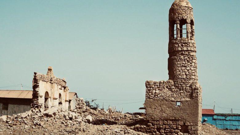 صومالیہ کی مسجد قبلتین کے آثار بھی ناپید ہونے کے قریب