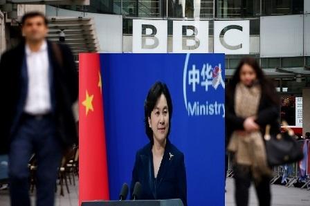 چین میں کورونا کے حوالے سے بی بی سی کی متعصب صحافت پر چین ناراض: معافی کا مطالبہ، برطانوی ادارے کی تردید