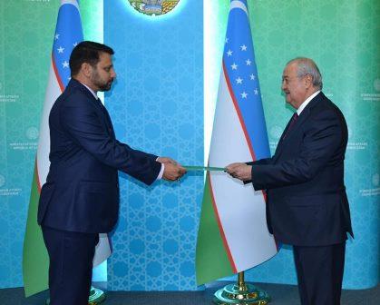 پاکستان ازبکستان نامہ – عباس خان تاشقند