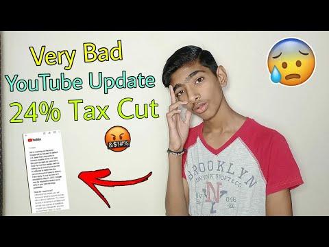 یوٹیوب نے ویڈیو سے کمائی پر امریکی ٹیکس لگا دیا، اطلاق دنیا بھر سے صارفین پر ہو گا: صارفین سخت ناراض