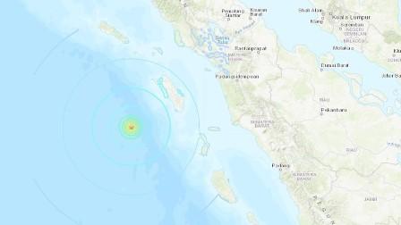 انڈونیشیا: 6 اعشاریہ 4 ریکٹر کا زلزلہ