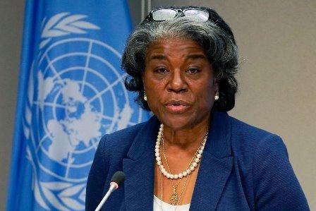 نسلی تعصب امریکہ کے بنیادی ڈھانچے اور غیردستاویزی آئین/روایات کا حصہ ہے: اقوام متحدہ میں امریکی سفیر کی تقریر، نسل پرست گروہوں کا شدید برہمی کا اظہار
