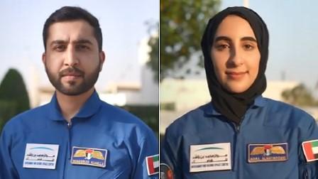 متحدہ عرب امارات کا خلاء کے لیے اگلے منصوبے کا اعلان: خلاء بازوں کی ٹیم کیلئے پہلی عرب مسلم خاتون کا بھی انتخاب